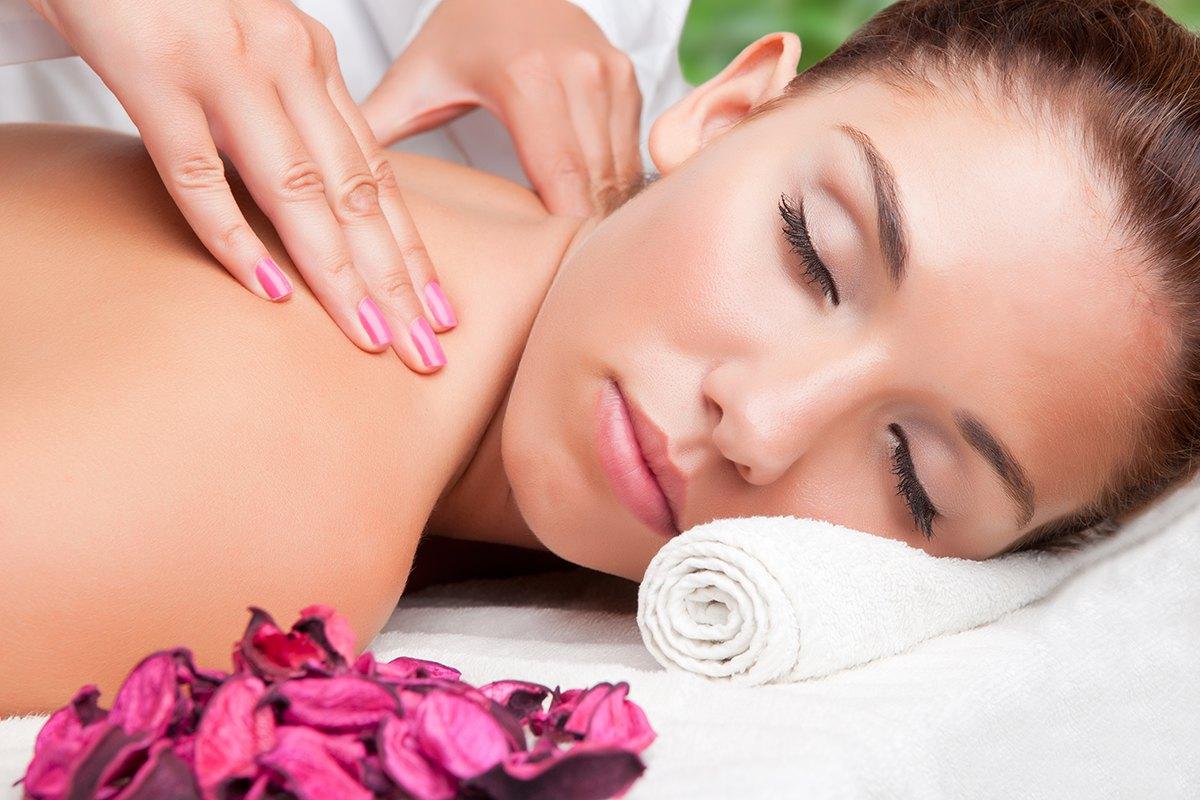 Body Massage - Salon Shahin, Hair Stylists, Spa, Bridal